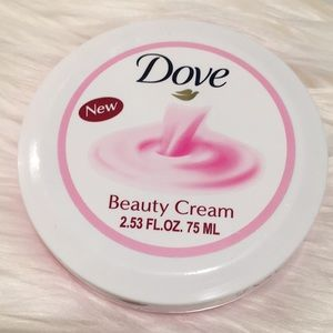 Dove beauty cream daily skin care moisturizer